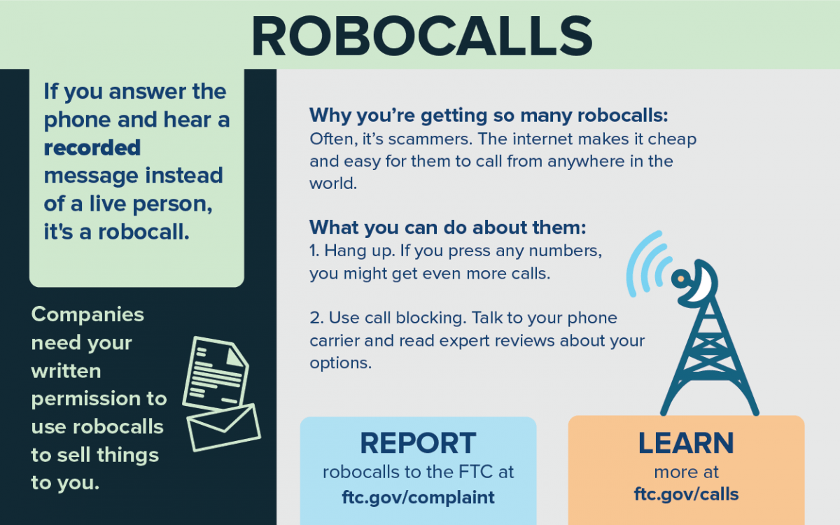 How to Stop Unwanted Robo Calls – Elsie Communications
